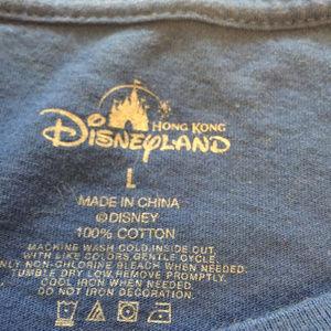 Disney Tops - Disneyland Hong Kong Lilo & Stitch Shirt Large